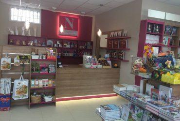 Nove otwarcie księgarni  w Brzozowie.