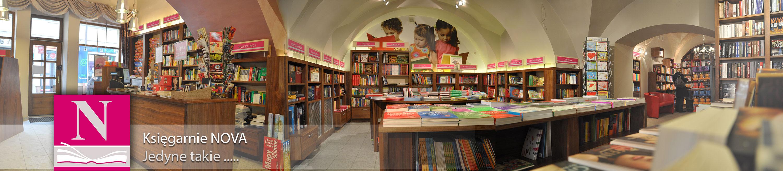 Księgarnie NOVA - Największa sieć księgarń na Podkarpaciu