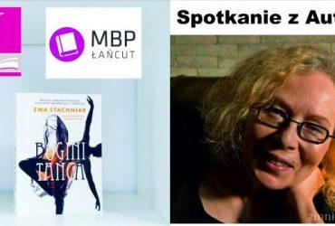Spotkanie autorskie z Ewą Stachnik