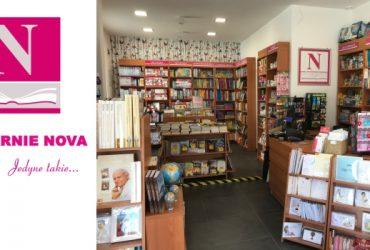Księgarnia w Jaśle w nowej lokalizacji