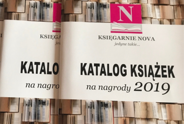 Katalog książek na nagrody 2019
